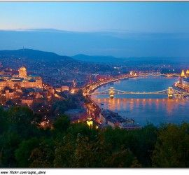 Budapest - Panoráma (Fotó: Moyan Brenn - Flickr.com)