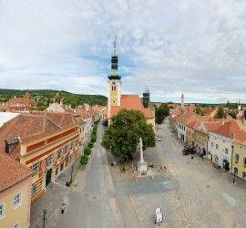 Kőszeg - Főter (Fotó: István - Flickr.com)
