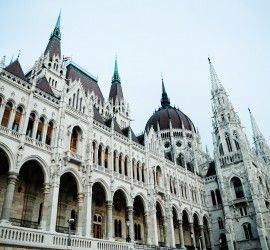 Parlament (Fotó: Felix Montino - Flickr.com)